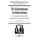 Holman, P - Christmas Celebration. SATB acc. (CPS)