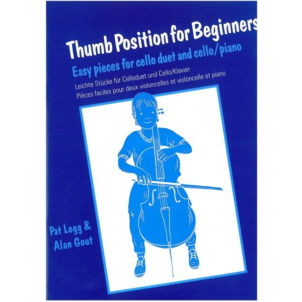 Legg, Pat - Thumb Position for Beginners (cello)