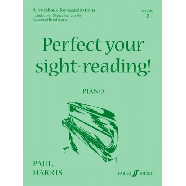 Harris, Paul - Perfect your sight-reading! Piano 2