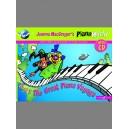 MacGregor, Joanna - PianoWorld 3. The Great Piano Voyage +CD