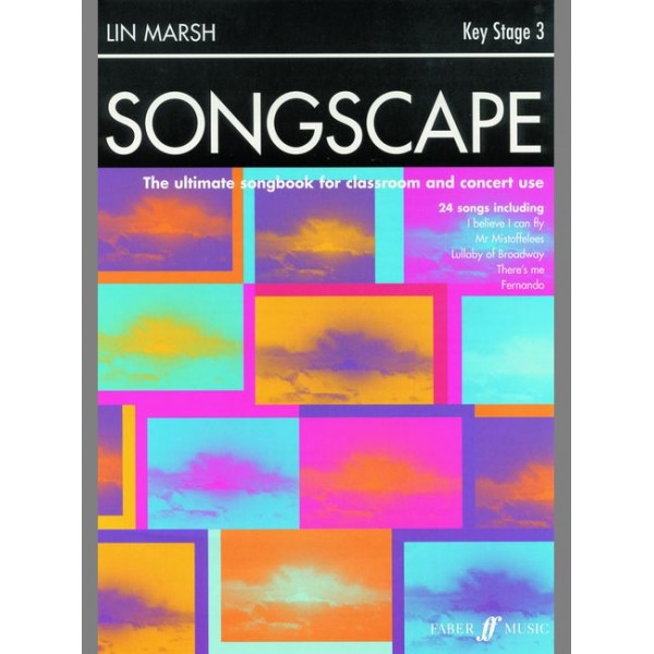 Marsh, Lin - Songscape (teachers book)