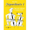 Cohen, Mary - Superduets. Book 1 (cello duet)