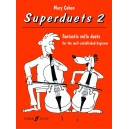 Cohen, Mary - Superduets. Book 2 (cello duet)