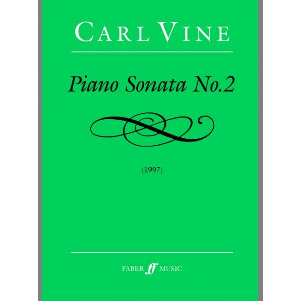 Vine, Carl - Piano Sonata No.2