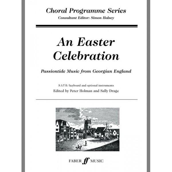 Holman, P - Easter Celebration, An. SATB acc. (CPS)