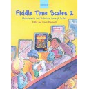 Fiddle Time Scales 2 - Blackwell, Kathy  Blackwell, David