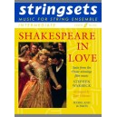 Warbeck, Stephen - Shakespeare in Love. Stringsets (sc&pts)