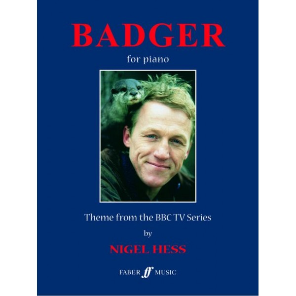 Hess, Nigel - Badger. Theme from the TV series (piano)