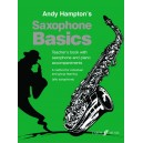 Hampton, Andy - Saxophone Basics (alto sax teachers)