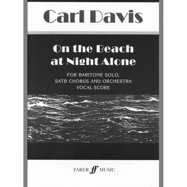 Davis, Carl - On the Beach (vocal score)