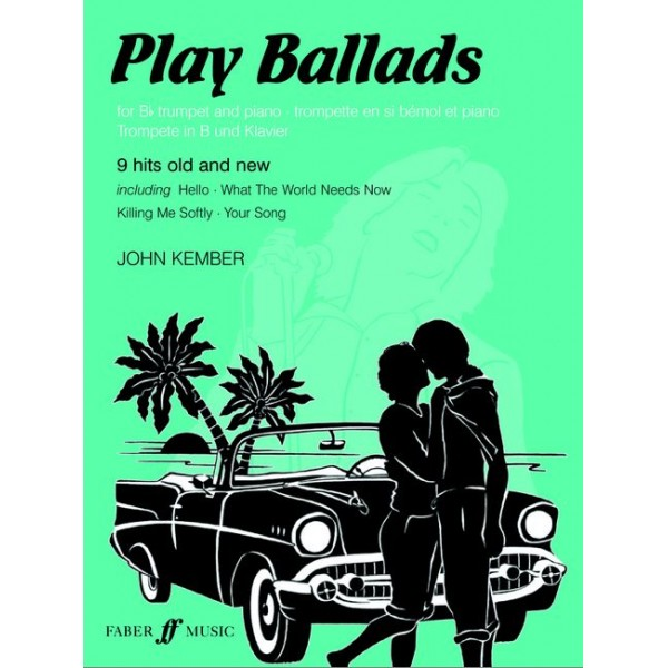Kember, John - Play Ballads (trumpet and piano)