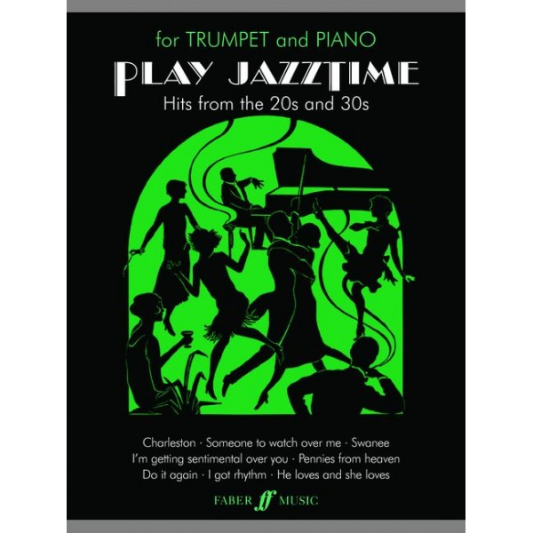 Stratford, Roy (arranger) - Play Jazztime (trumpet and piano)