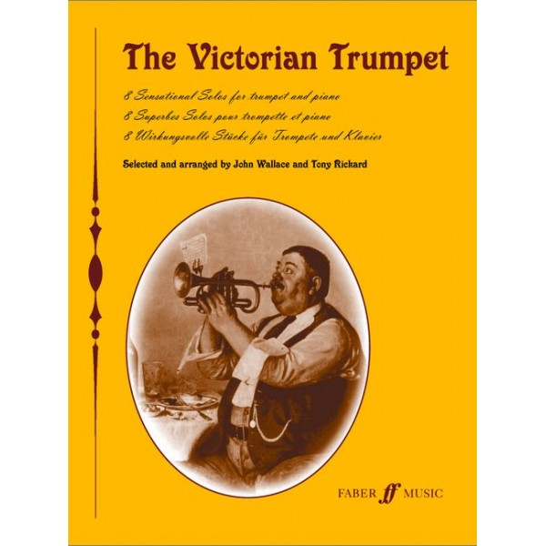 Wallace, John - Victorian Trumpet, The (with piano)