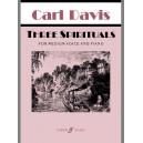 Davis, Carl - Three Spirituals (medium voice & piano)