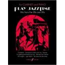 Harris, Paul - Play Jazztime (clarinet and piano)