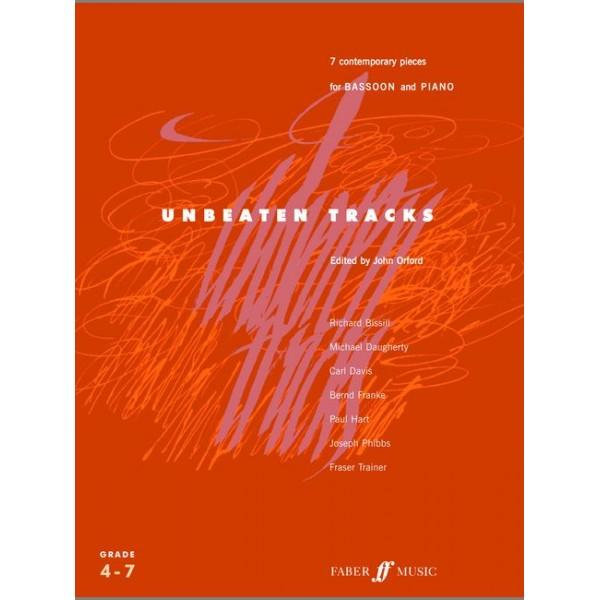 Orford, John (editor) - Unbeaten Tracks (bassoon and piano)