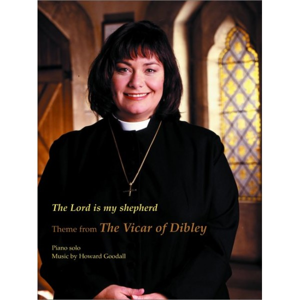 Goodall, Howard - Vicar of Dibley Theme (solo piano)