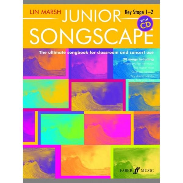 Marsh, Lin - Junior Songscape (Book/CD)