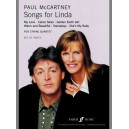 McCartney, Paul - Songs for Linda (string quartet parts)