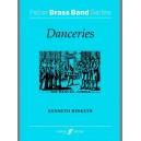 Hesketh, Kenneth - Danceries. Brass band (score)
