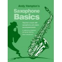 Hampton, Andy - Saxophone Basics (tenor sax teachers)