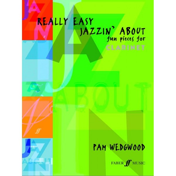 Wedgwood, Pam - Really Easy Jazzin About (clarinet&pno)