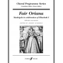 Summerly, Jeremy (editor) - Fair Oriana. SATB unaccompanied (CPS)