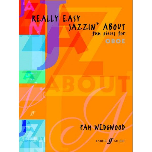 Wedgwood, Pam - Really Easy Jazzin About (oboe & piano)