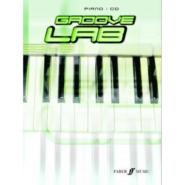 Hampton, A - Groove Lab (keyboard and CD)