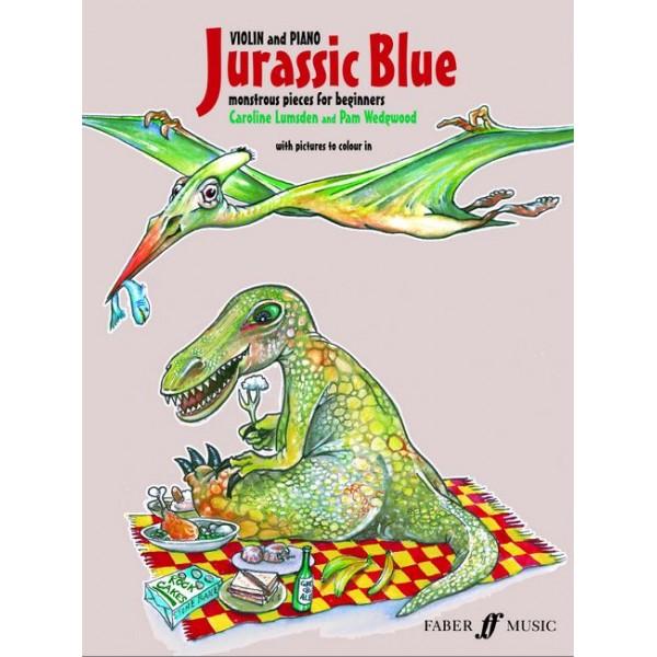 Wedgwood, P - Jurassic Blue (violin and piano)