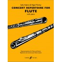 Adams, S - Concert Repertoire (flute and piano)