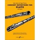 Adams, S - Concert Repertoire (flute and piano)