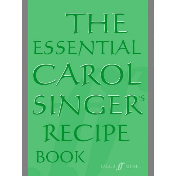 Parry, Ben (arranger) - Essential Carol Singer (x4 + cook book)