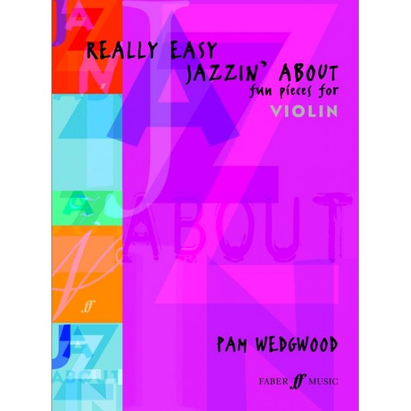 Wedgwood, Pam - Really Easy Jazzin About (violin & pno)