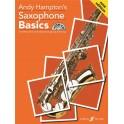 Hampton, Andy - Saxophone Basics (pupils book/CD)