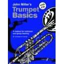 Miller, John - Trumpet Basics (pupils book/CD)
