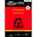 Wedgwood, P - Minibeast Christmas (bk/CD) (Spotlight)