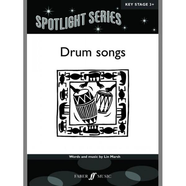 Marsh, Lin - Drum songs (Spotlight Series)