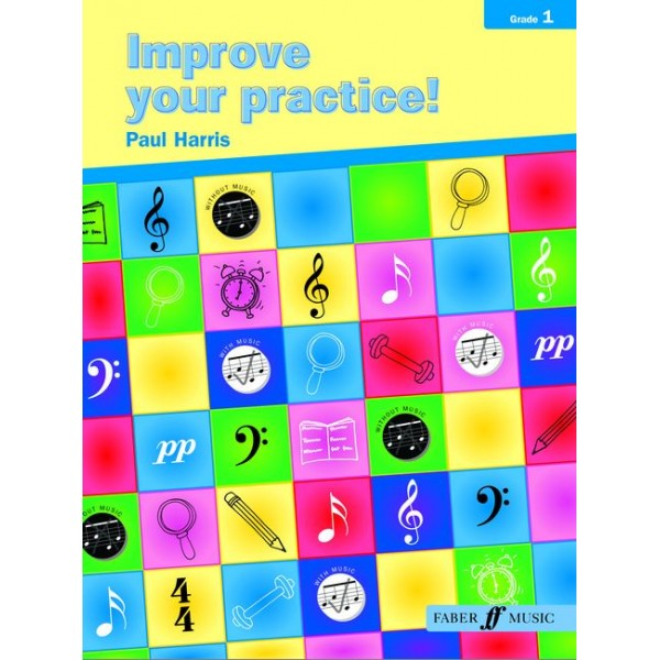 Harris, Paul - Improve your practice! Instrumental Gd 1