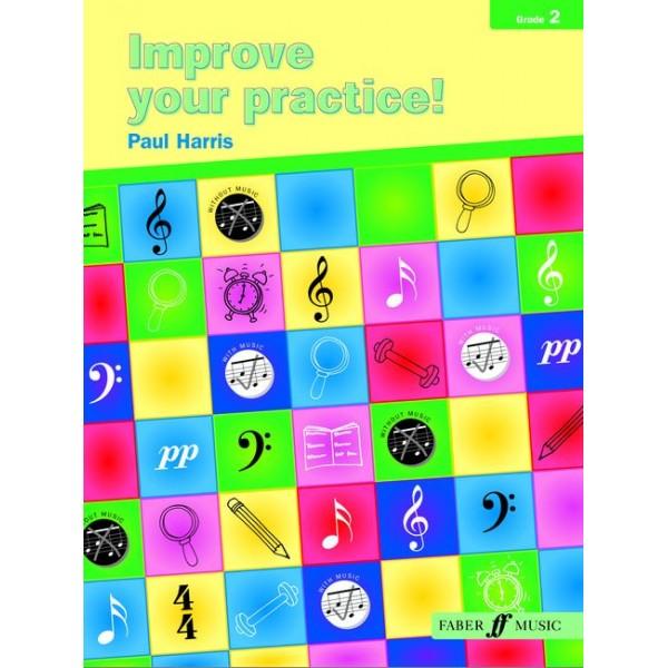 Harris, Paul - Improve your practice! Instrumental Gd 2