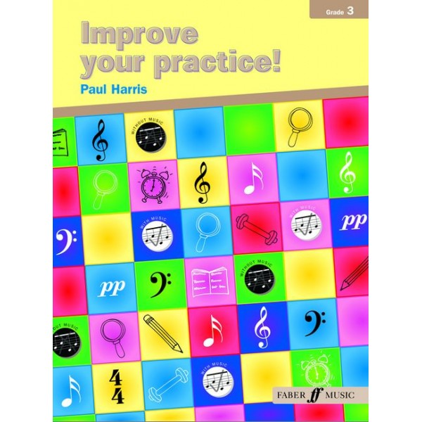 Harris, Paul - Improve your practice! Instrumental Gd 3
