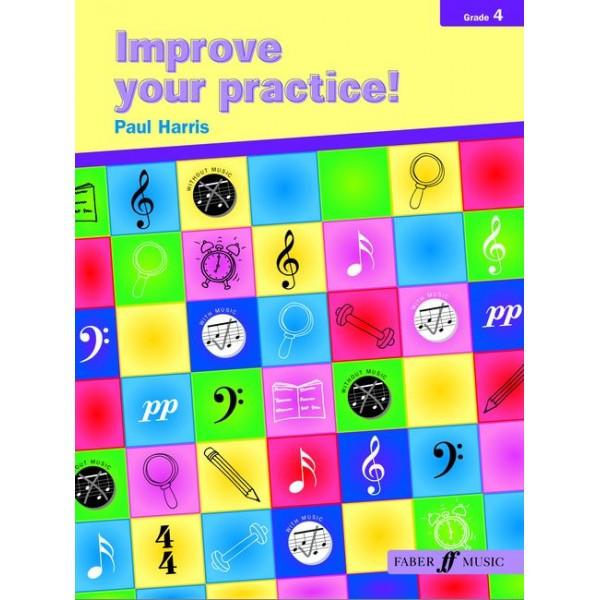 Harris, Paul - Improve your practice! Instrumental Gd 4