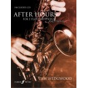 Wedgwood, Pam - After Hours (saxophone and piano/CD)