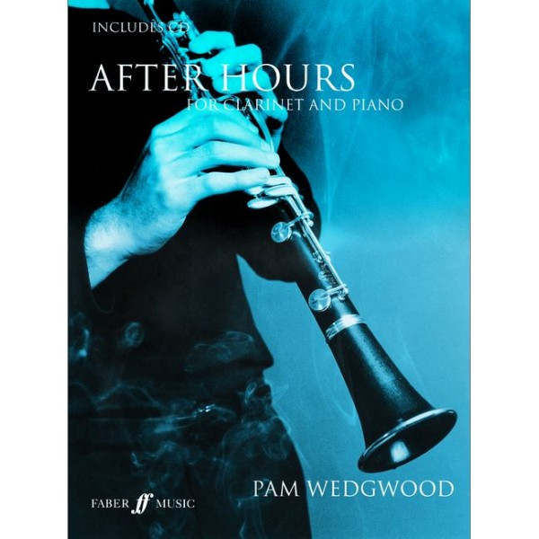 Wedgwood, Pam - After Hours (clarinet and piano/CD)