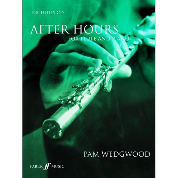 Wedgwood, Pam - After Hours (flute and piano/CD)