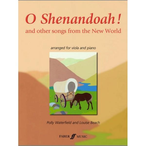 Waterfield, P - O Shenandoah! (viola and piano)