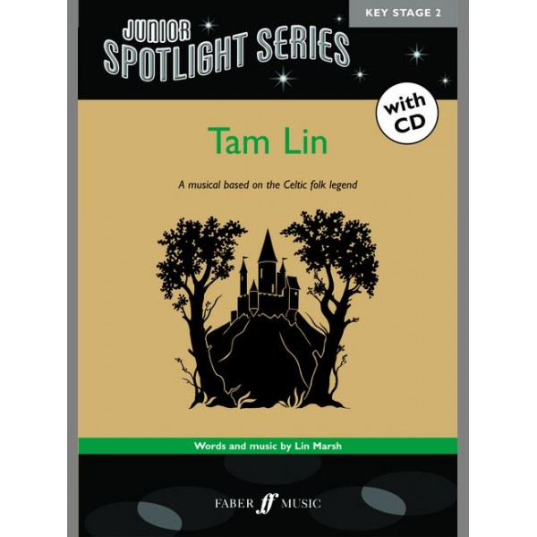 Marsh, Lin - Tam Lin (bk/CD) (Spotlight Series)