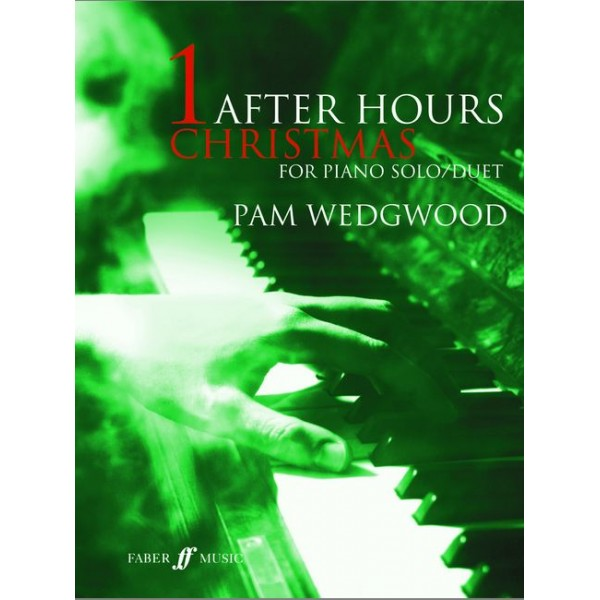 Wedgwood, Pam - After Hours Christmas (piano)