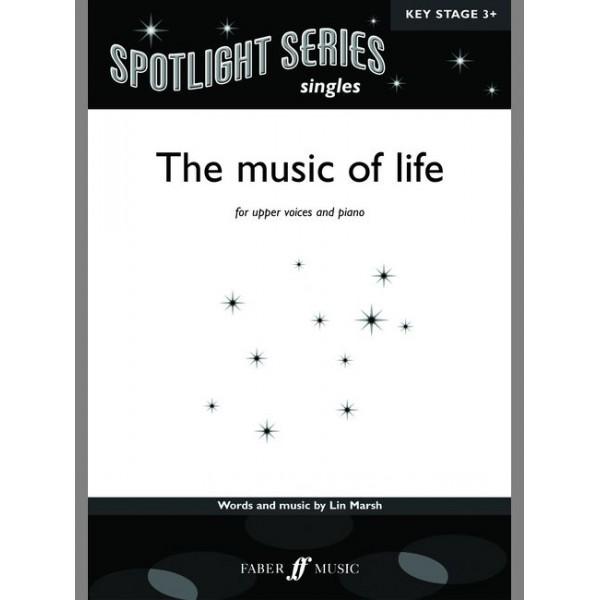 Marsh, Lin - Music of life, The (Spotlight Singles)