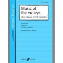 Allwood, Peter (arranger) - Music of the Valleys. SA acc. (CBS)